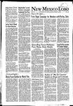 New Mexico Lobo, Volume 055, No 45, 2/3/1953 by University of New Mexico