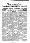 New Mexico Lobo, Volume 055, No 46, 2/5/1953