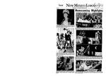 New Mexico Lobo, Volume 056, No 20, 11/3/1953