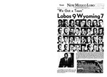 New Mexico Lobo, Volume 056, No 26, 11/17/1953 by University of New Mexico
