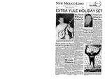 New Mexico Lobo, Volume 059, No 36, 11/22/1955