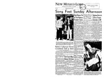 New Mexico Lobo, Volume 059, No 42, 12/9/1955