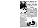 New Mexico Lobo, Volume 059, No 55, 2/10/1956 by University of New Mexico