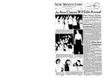 New Mexico Lobo, Volume 059, No 87, 5/3/1956 by University of New Mexico