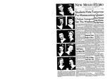 New Mexico Lobo, Volume 060, No 33, 11/13/1956 by University of New Mexico