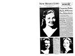 New Mexico Lobo, Volume 060, No 35, 11/16/1956
