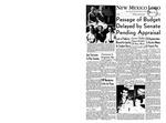 New Mexico Lobo, Volume 060, No 68, 3/14/1957 by University of New Mexico