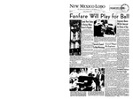New Mexico Lobo, Volume 060, No 69, 3/15/1957