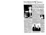 New Mexico Lobo, Volume 061, No 37, 12/20/1957 by University of New Mexico