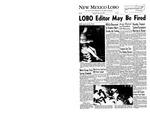New Mexico Lobo, Volume 061, No 42, 1/16/1958 by University of New Mexico