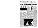 New Mexico Lobo, Volume 061, No 47, 2/13/1958