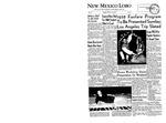New Mexico Lobo, Volume 061, No 49, 2/18/1958 by University of New Mexico
