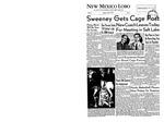 New Mexico Lobo, Volume 061, No 68, 4/11/1958 by University of New Mexico