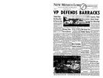 New Mexico Lobo, Volume 061, No 92, 7/31/1958