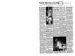 New Mexico Lobo, Volume 062, No 9, 10/9/1958