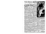New Mexico Lobo, Volume 062, No 20, 11/7/1958 by University of New Mexico