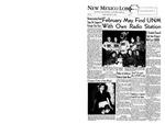 New Mexico Lobo, Volume 063, No 4, 9/25/1959