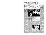 New Mexico Lobo, Volume 063, No 9, 10/8/1959