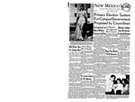 New Mexico Lobo, Volume 063, No 13, 10/16/1959