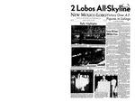New Mexico Lobo, Volume 063, No 27, 11/24/1959