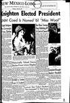 New Mexico Lobo, Volume 064, No 73, 4/25/1961 by University of New Mexico