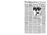 New Mexico Lobo, Volume 069, No 123, 8/12/1966