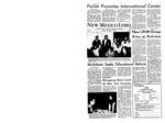 New Mexico Lobo, Volume 070, No 31, 11/11/1966