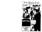 New Mexico Lobo, Volume 071, No 1, 9/13/1967