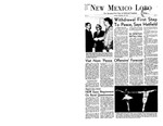 New Mexico Lobo, Volume 071, No 6, 9/23/1967