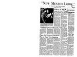 New Mexico Lobo, Volume 071, No 8, 9/28/1967