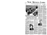 New Mexico Lobo, Volume 071, No 9, 9/29/1967
