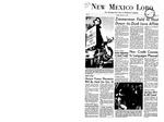 New Mexico Lobo, Volume 071, No 13, 10/6/1967