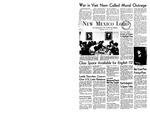 New Mexico Lobo, Volume 071, No 19, 10/18/1967
