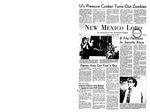 New Mexico Lobo, Volume 071, No 20, 10/19/1967 by University of New Mexico