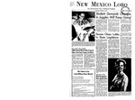 New Mexico Lobo, Volume 071, No 26, 11/2/1967