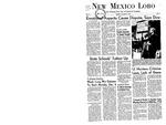 New Mexico Lobo, Volume 071, No 30, 11/9/1967 by University of New Mexico