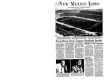 New Mexico Lobo, Volume 071, No 31, 11/10/1967