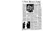 New Mexico Lobo, Volume 071, No 39, 11/29/1967 by University of New Mexico