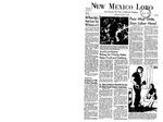 New Mexico Lobo, Volume 071, No 43, 12/6/1967 by University of New Mexico