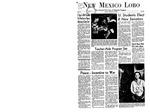 New Mexico Lobo, Volume 071, No 50, 12/18/1967