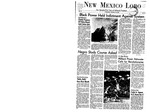 New Mexico Lobo, Volume 071, No 51, 12/20/1967