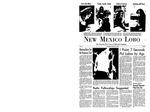 New Mexico Lobo, Volume 071, No 59, 2/8/1968 by University of New Mexico