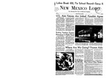 New Mexico Lobo, Volume 071, No 68, 2/23/1968 by University of New Mexico