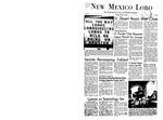New Mexico Lobo, Volume 071, No 79, 3/14/1968 by University of New Mexico