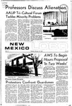 New Mexico Lobo, Volume 072, No 80, 2/18/1969 by University of New Mexico