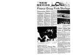 New Mexico Lobo, Volume 072, No 81, 2/19/1969