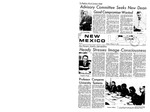 New Mexico Lobo, Volume 072, No 84, 2/24/1969