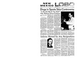 New Mexico Lobo, Volume 072, No 146, 7/11/1969