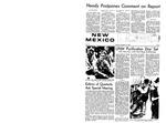 New Mexico Lobo, Volume 073, No 2, 9/15/1969
