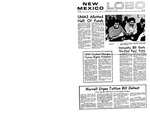 New Mexico Lobo, Volume 073, No 79, 2/13/1970 by University of New Mexico